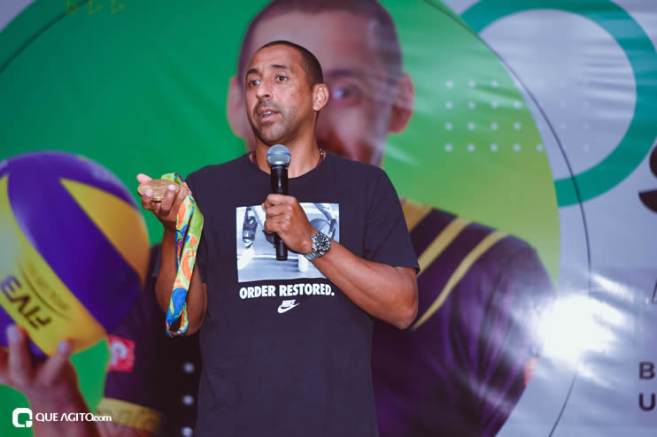 Ídolo do esporte brasileiro, Serginho do Vôlei faz palestra emocionante no município de Eunápolis 68