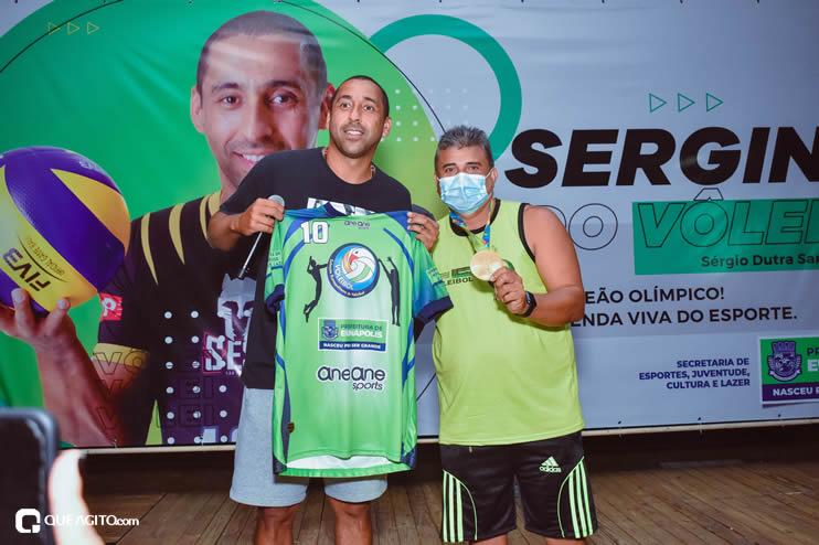 Ídolo do esporte brasileiro, Serginho do Vôlei faz palestra emocionante no município de Eunápolis 70