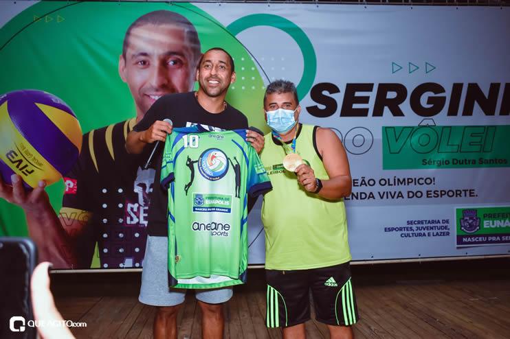Ídolo do esporte brasileiro, Serginho do Vôlei faz palestra emocionante no município de Eunápolis 22