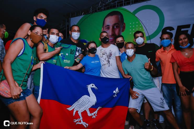 Ídolo do esporte brasileiro, Serginho do Vôlei faz palestra emocionante no município de Eunápolis 73