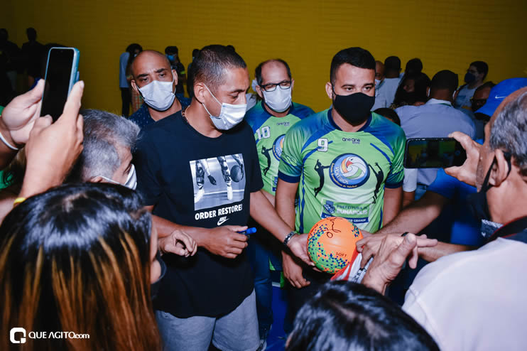 Ídolo do esporte brasileiro, Serginho do Vôlei faz palestra emocionante no município de Eunápolis 75