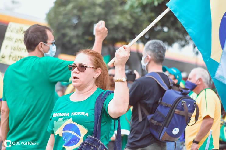 CARREATA PELA DEMOCRACIA E PELA LIBERDADE É REALIZADA EM EUNÁPOLIS 277