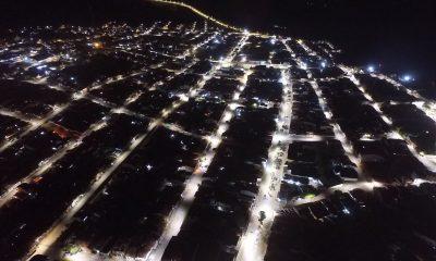 Guaratinga é o primeiro município do extremo sul a realizar toda troca de lâmpadas por LED 13