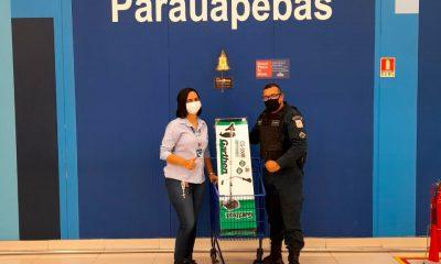 Havan faz doação para a PM de Parauapebas (BA) 12