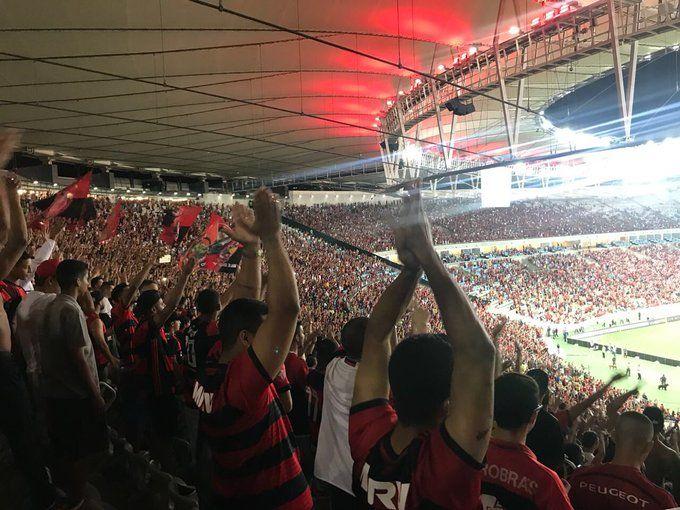 Prefeitura do Rio libera público no Maracanã para três jogos do Flamengo 18