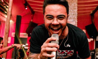 A Sensação do momento, Julio Cardozzo, anima noite de sexta da Hot 15
