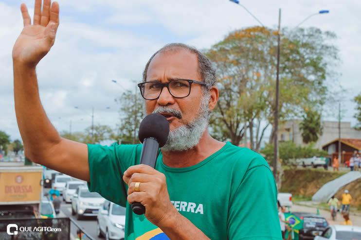 CARREATA PELA DEMOCRACIA E PELA LIBERDADE É REALIZADA EM EUNÁPOLIS 320