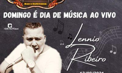 [DOMINGO] Lennio Ribeiro na Garagem Bar & Petiscaria - Eunápolis-Ba 22