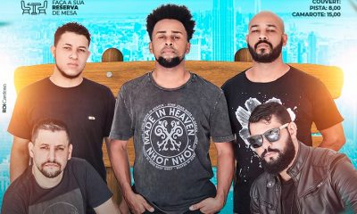 Quinta POP ROCK com Disco Prime na Hot - Eunápolis-Ba 38