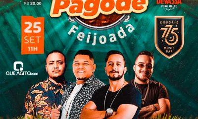 Samba Pagode Feijoada no Empório 775 - Eunápolis-Ba 29
