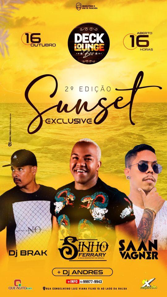 2ª Edição Sunset Exclusive no Deck Lounge Bar - Porto Seguro-Ba 21