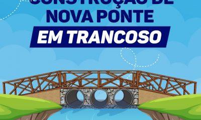 IPHAN LIBERA CONSTRUÇÃO DE NOVA PONTE EM TRANCOSO 22