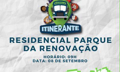 Prefeitura de Eunápolis implanta convênio do Projeto Técnico Social após nove anos de paralisação 25