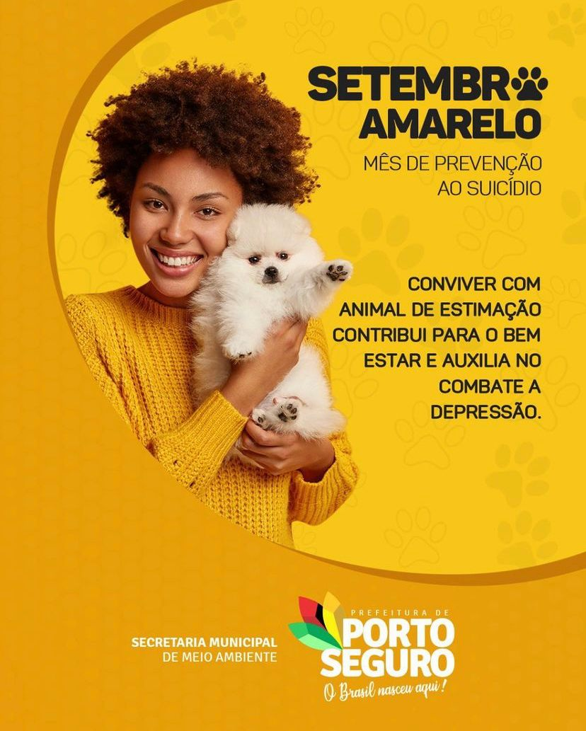 Setembro Amarelo: alegre a vida adotando um animal de estimação 18