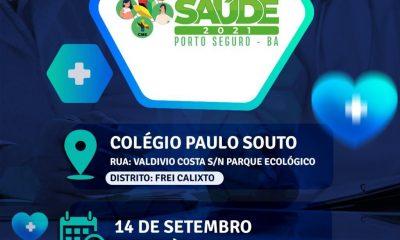 PRÉ-CONFERÊNCIA MUNICIPAL DE SAÚDE DE PORTO SEGURO 2021 131
