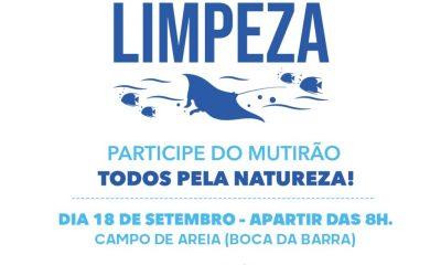 Porto Seguro abraça Dia Mundial da Limpeza com mutirão nas praias e consciência ecológica 7