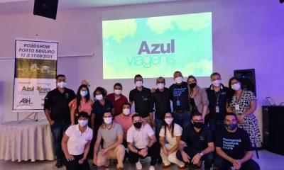 Porto Seguro e Azul Viagens realizam Road Show 109