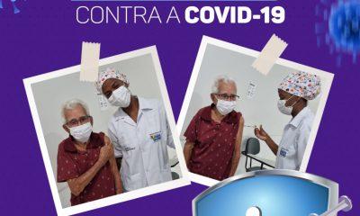 PORTO SEGURO INICIA A APLICAÇÃO DA 3ª DOSE CONTRA A COVID-19 98