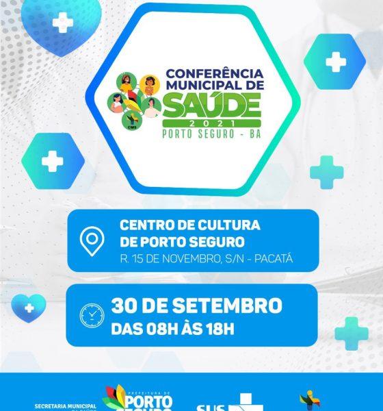 CONFERÊNCIA MUNICIPAL DE SAÚDE DE PORTO SEGURO 2021 48