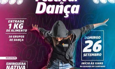 Porto Seguro: Domingo tem 6º Festival de dança na Quadra do Campinho 2