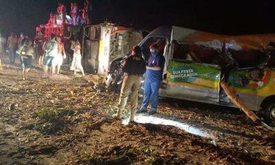 Eunápolis: Trágico acidente deixa 12 mortos e mais de 20 feridos 33