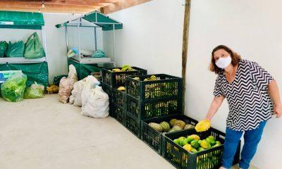 Secretaria de Agricultura inicia distribuição dos alimentos do PAA para entidades de Eunápolis 23