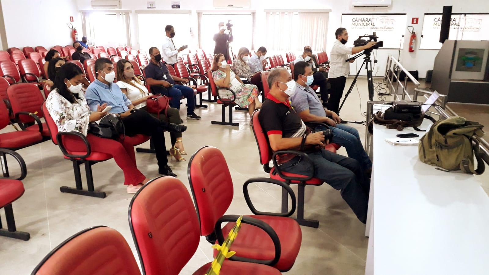 Prefeitura de Eunápolis realiza audiência pública para apresentar dados sobre o segundo quadrimestre de 2021 21