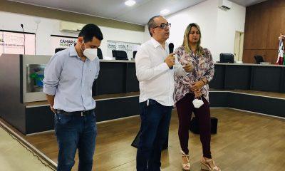 Prefeitura de Eunápolis realiza audiência pública para apresentar dados sobre o segundo quadrimestre de 2021 3