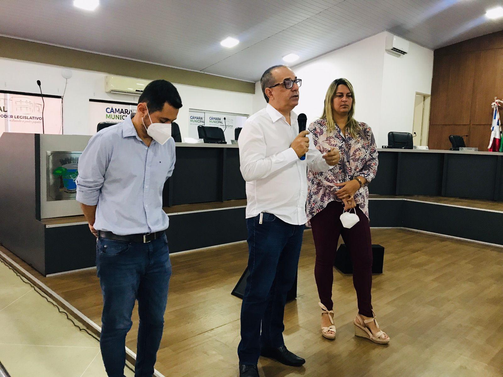 Prefeitura de Eunápolis realiza audiência pública para apresentar dados sobre o segundo quadrimestre de 2021 22
