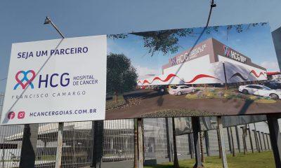 Zezé Di Camargo se emociona em inauguração do Hospital do Câncer Francisco Camargo 5