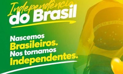 Prefeitura de Eunápolis no 07 de setembro - Nascemos brasileiros, nos tornamos independentes 34