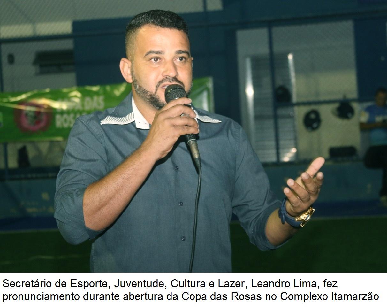 """Secretaria de Esporte realiza abertura do torneio de futebol feminino """"Copa das Rosas"""" em Eunápolis 26"""