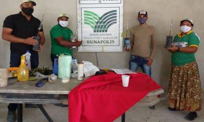 Secretaria de Agricultura viabiliza curso de formação sobre enxertia do cacau para produtores rurais 35