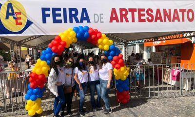 Prefeitura de Eunápolis apoia realização da 3ª edição da Feira de Artesanato 16