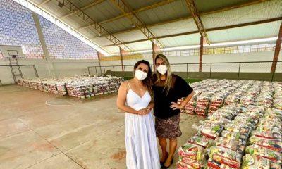 Eunápolis: Secretaria de Educação inicia distribuição de mais de 19 mil kits alimentação nesta segunda-feira 24