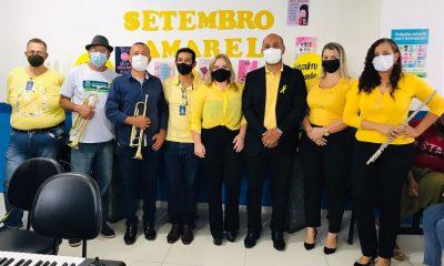 """Secretaria de Assistência Social lança """"Setembro Amarelo"""" para usuários dos serviços assistenciais 28"""