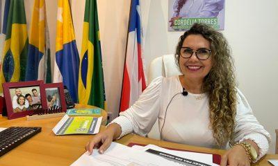"""""""Live Com Cordélia"""" revela quitação de dívidas milionárias deixadas pela gestão anterior em Eunápolis 32"""