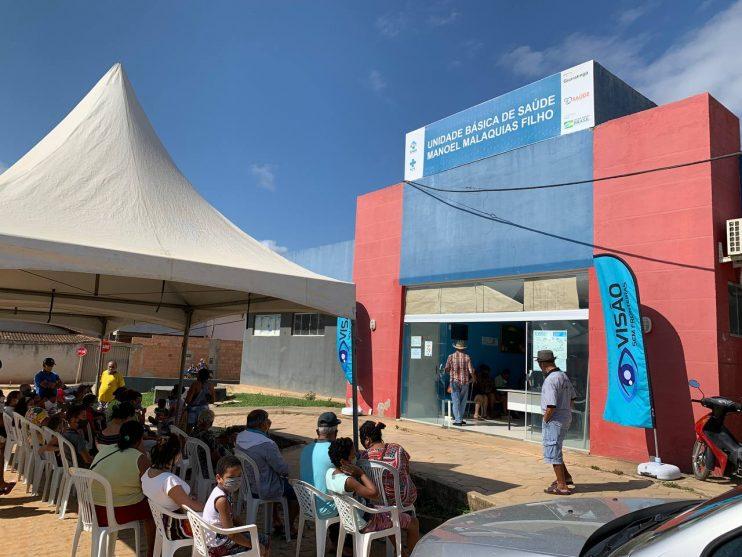 Mutirão realiza mais de 500 atendimentos oftalmológicos em Guaratinga 25