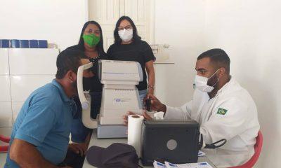 Mutirão realiza mais de 500 atendimentos oftalmológicos em Guaratinga 119