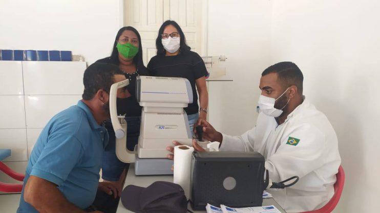 Mutirão realiza mais de 500 atendimentos oftalmológicos em Guaratinga 24