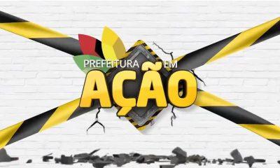PREFEITURA EM AÇÃO: Obras de manutenção e asfaltamento de ruas têm ritmo acelerado em Porto Seguro 72