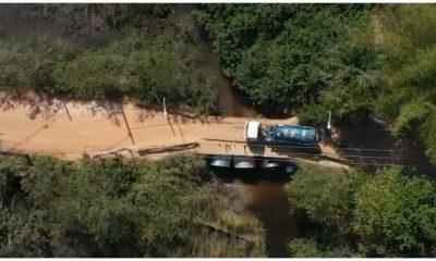 Obras da ponte de Trancoso estão em rítmo acelerado após aprovação do Iphan 118