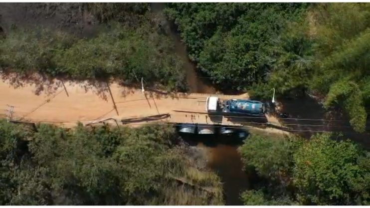 Obras da ponte de Trancoso estão em rítmo acelerado após aprovação do Iphan 23