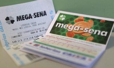 Mega Sena acumula e prêmio pode chegar a R$ 40 milhões 16
