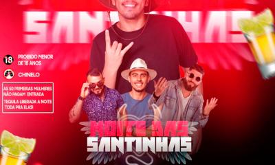 Noite das Santinhas na Illusion Music Hall - Pedro Canário-ES 22
