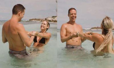 Web detona André Valadão por postar vídeo na praia com a esposa 9