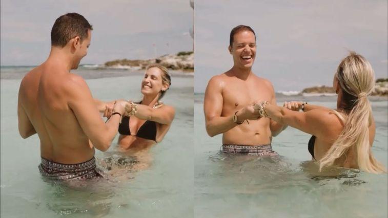 Web detona André Valadão por postar vídeo na praia com a esposa 70