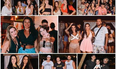 Porto Seguro: Black and White Black and Pink na Área Lounge foi um sucesso 8