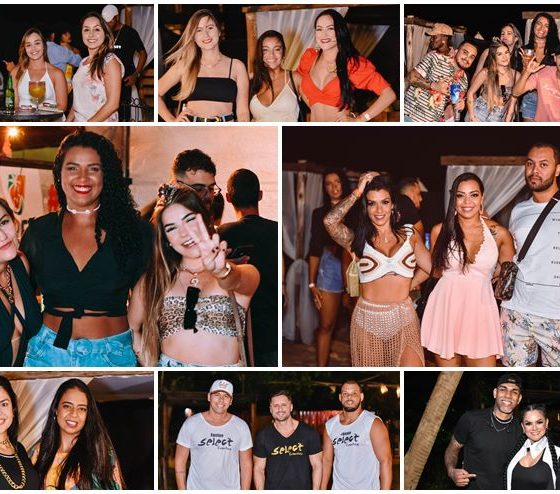 Porto Seguro: Black and White Black and Pink na Área Lounge foi um sucesso 21