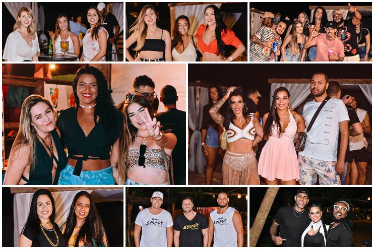 Porto Seguro: Black and White Black and Pink na Área Lounge foi um sucesso 22